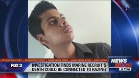 Investigation into Muslim Marine recruit's death could be from hazing