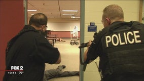Sterling Heights trains for active school shooter situation