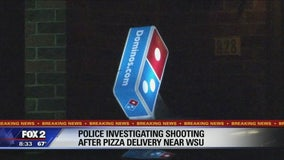 Pizza delivery driver shot in Midtown