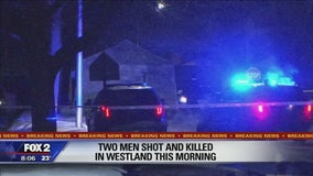 2 men fatally shot in Westland