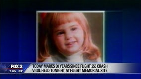 30 years later: Remembering the 156 killed in Flight 255 crash in Romulus
