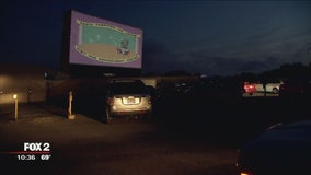 The Ford Drive In, one of Dearborn's little secrets