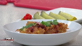 Celebrate National Pickle Day with this chicken recipe