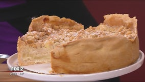 Weber's homemade apple pie recipe