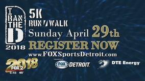 I Ran the D 5k Run/Walk April 29