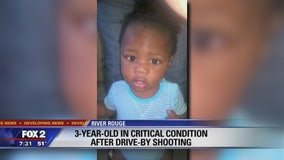 Family says home was 'firebombed' after 3-year-old shot in the head Sunday