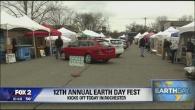 Earth Day Fest in Rochester April 21-23