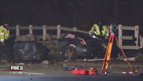 Police: Maserati driver to blame in fatal Bloomfield Hills crash