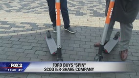 Ford is bringing a new type of wheels to Detroit
