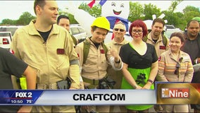 First ever CraftCom taking over downtown Clawson