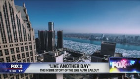 'Live Another Day' tells inside story of auto bailout