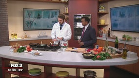 Med student creates Culinary Nutrition course at Wayne State University