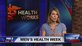 The Doctor Is In : Men's Health Month