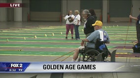 Detroit hosts 30th annual National Veterans Golden Age Games