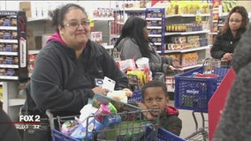Anonymous donation to church helps dozens of families in Highland Park