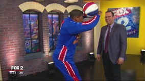 Harlem Globetrotters 2018 World Tour kicks off at Little Caesars Arena