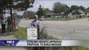 Sterling Heights settles lawsuits over planned mosque