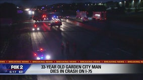 Man thrown from motorcycle killed, hit by other cars along I-75