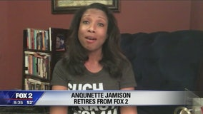 Morning anchor Anqunette Jamison announces retirement from FOX 2