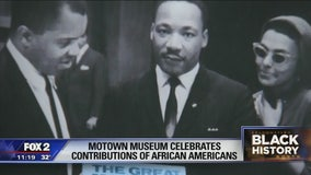 Celebrate Black History Month with Motown Museum