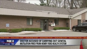 Doctor at center of female genital mutilation indictment fired from Henry Ford Health System