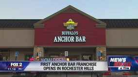 Anchor Bar brings buffalo wings to Rochester Hills