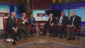 Michigan's race for governor; civility in America