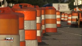 Southfield Fwy closures, I-75 closing completely from 8 Mile to Square Lake