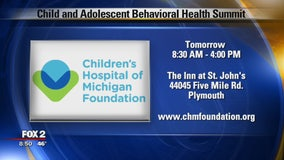Children's Hospital of Michigan Foundation holding Inaugural Child and Adolescent Behavioral Health