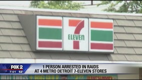 Four 7 Eleven stores in Mich. included in immigration raids