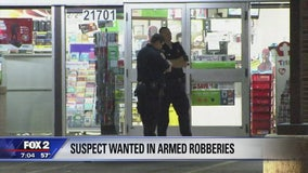 String of armed robberies at 7-Elevens in St. Clair Shores