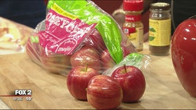 Ways to cook with apples this fall