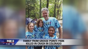 Grosse Pointe Park family killed in Colorado while on vacation