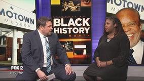 Motown Museum's Black Legacy Program Feb. 28