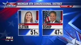Slotkin upsets 8th US House district with win over Bishop
