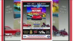 Showdown in Motown Bike and Car Show July 14