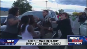 Women identified, arrested after Westland store owner assaulted