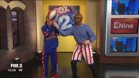 Harlem Globetrotters in Ypstilanti January 20