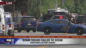 Mich. State Police serving high-risk warrant in Detroit