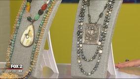 Worldly jewelry designs from Birmingham's Jolie Altman