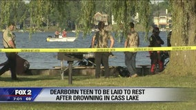 Crews recover body of missing teenager from Cass Lake
