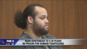 New York man sentenced for running human trafficking ring in metro Detroit