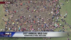 31st Annual Mud Day at Nankin Mills