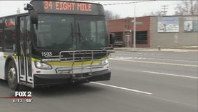 Detroit bus service halt will last through the weekend amid ongoing labor dispute