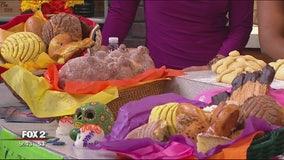 Making Pan de Muertos, Mexican Bread of the Dead