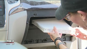 Change your Car Cabin Filter with Jill of All Trades