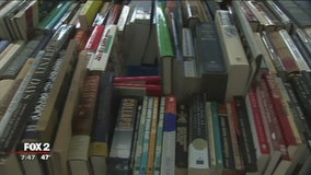 Bookstock, area's largest used book sale, returns to Livonia April 23-30