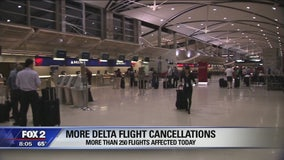 Delta offers vouchers to some customers following system outage