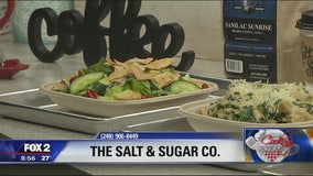 The Salt & Sugar Co. serving up organic catering