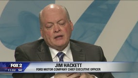 Ford replaces CEO Mark Fields in push to transform business